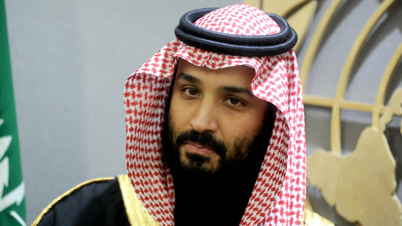 Crown Prince Mohammad bin Salman. Photo by AP