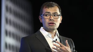 DeepMind CEO Demis Hassabis. Photo by Bloomberg.