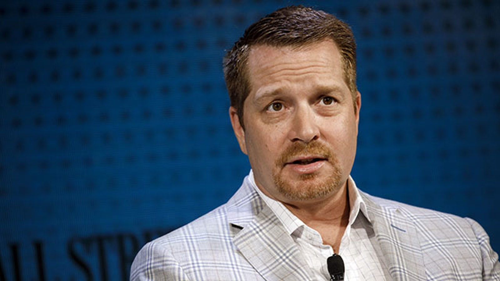 George Kurtz, co-founder and CEO of CrowdStrike. Photo: Bloomberg