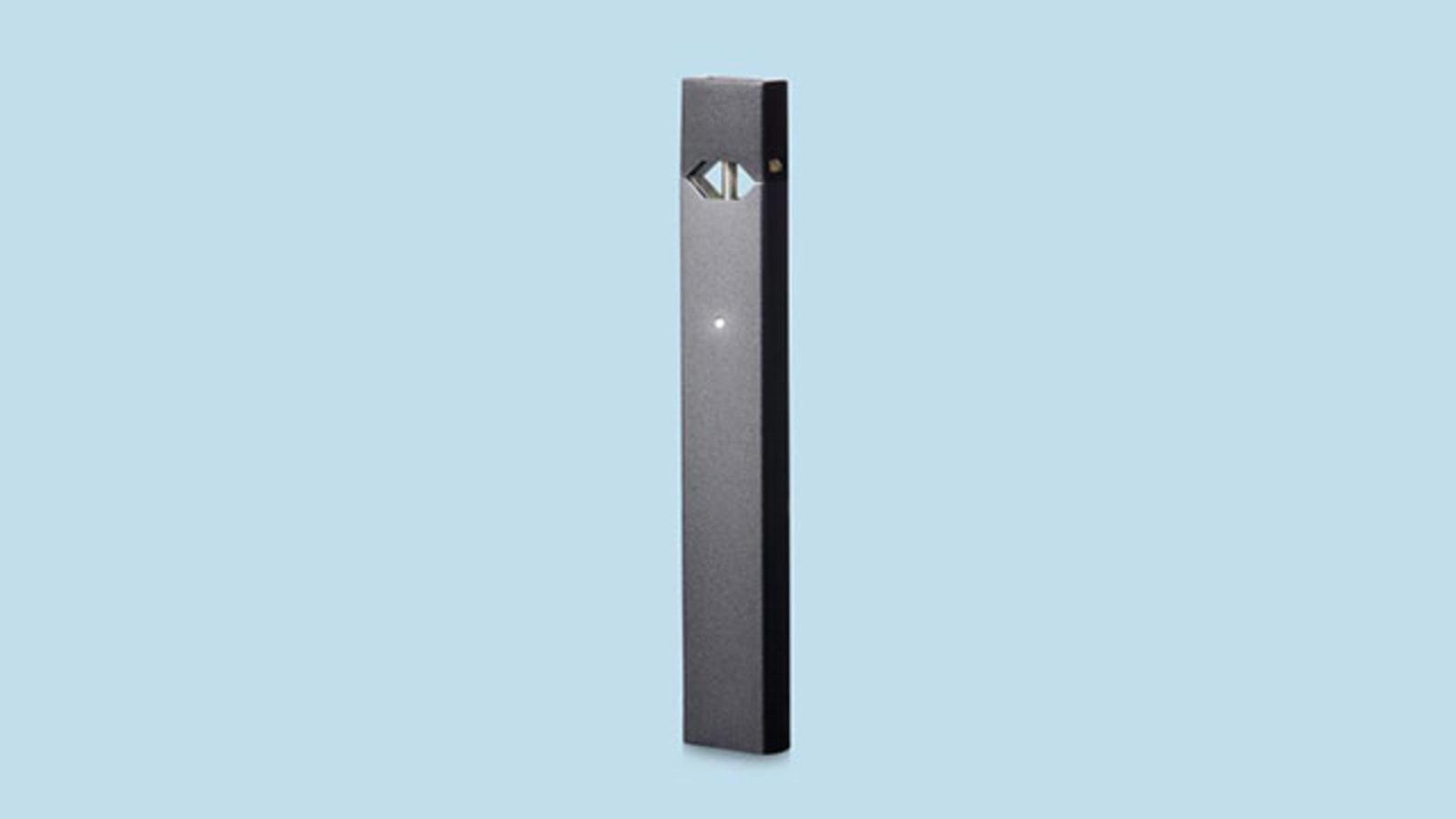 A Juul e-cigarette device. Photo: AP