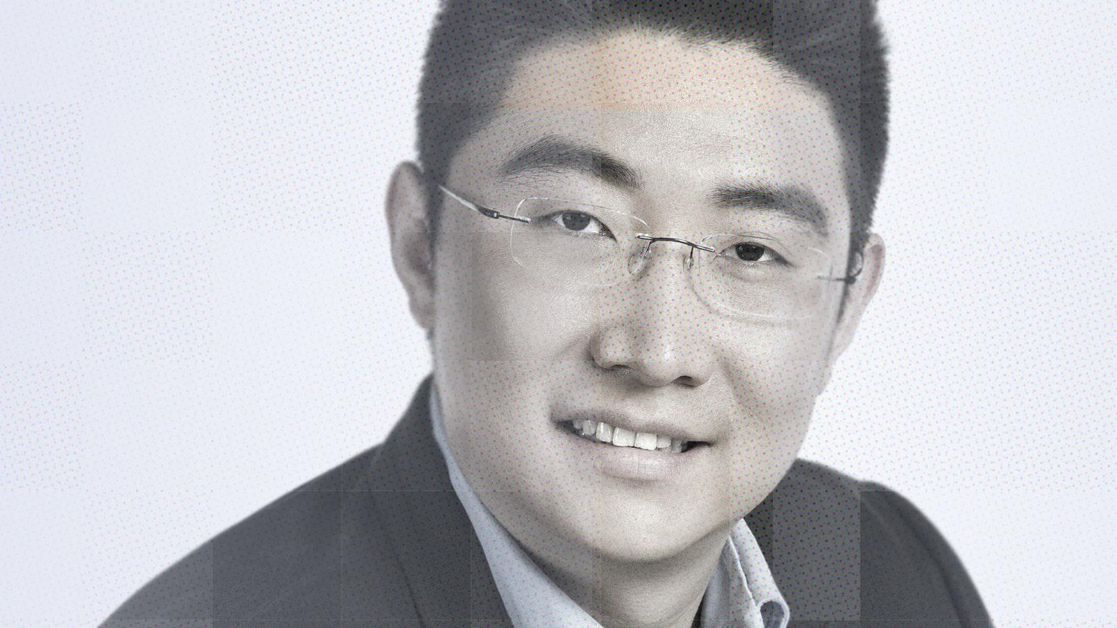 Uxin founder Dai Kun