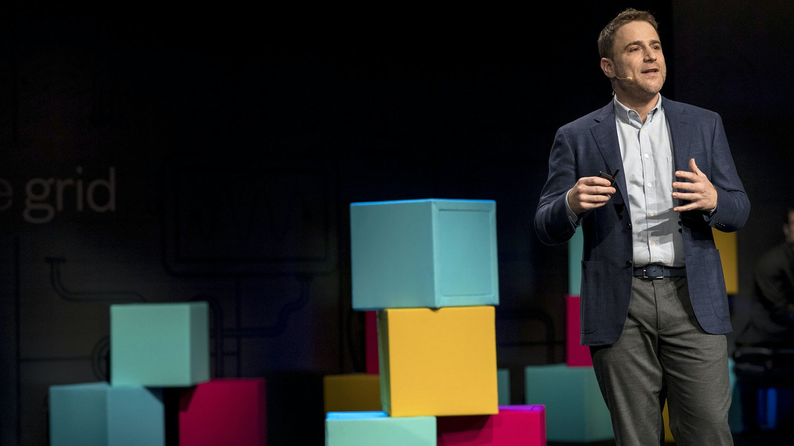 Stewart Butterfield, co-founder and CEO of Slack. Photo: Bloomberg