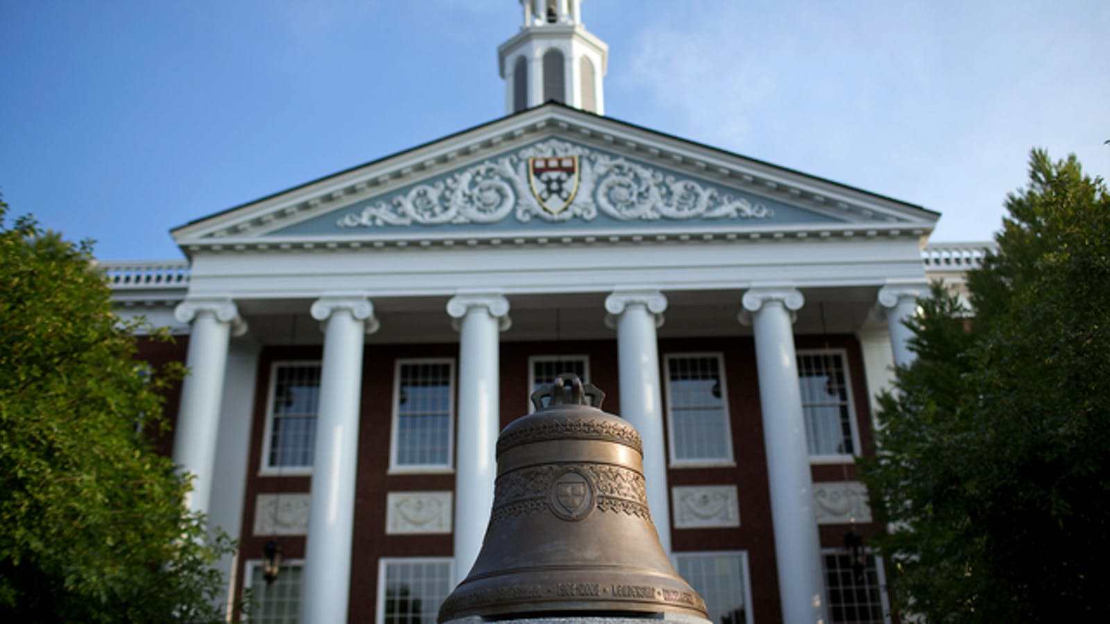 Harvard University. Photo: Bloomberg
