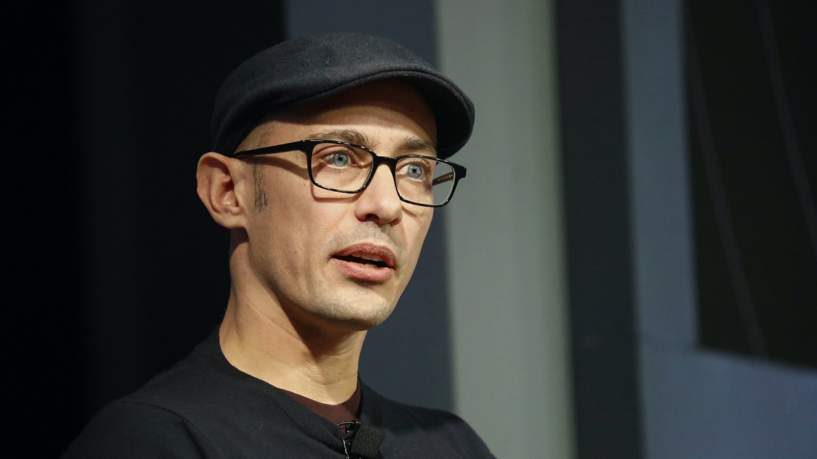 Shopify CEO and co-founder Tobias Lütke. Photo by Bloomberg