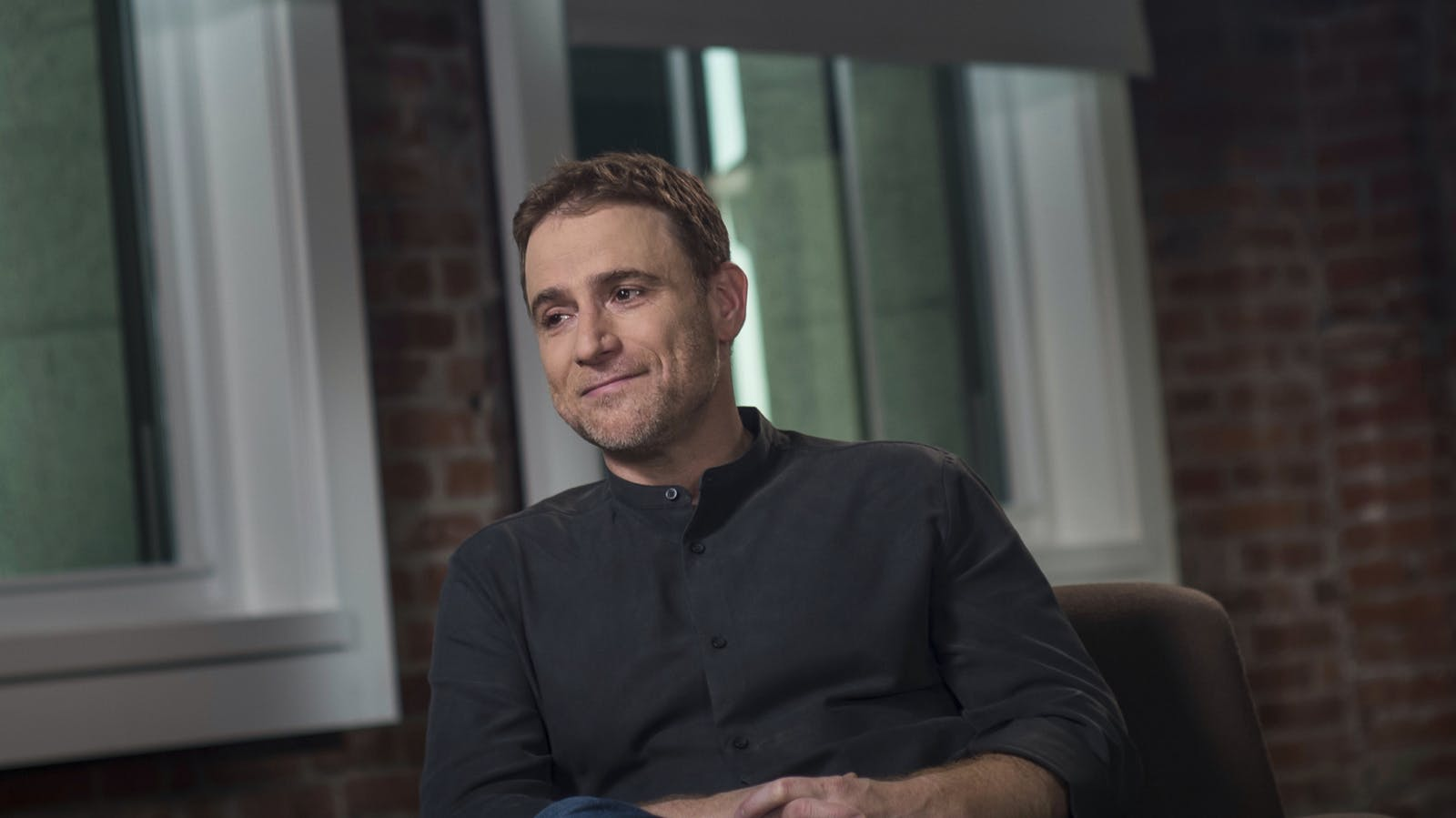 Slack CEO and co-founder Stewart Butterfield. Photo by Bloomberg