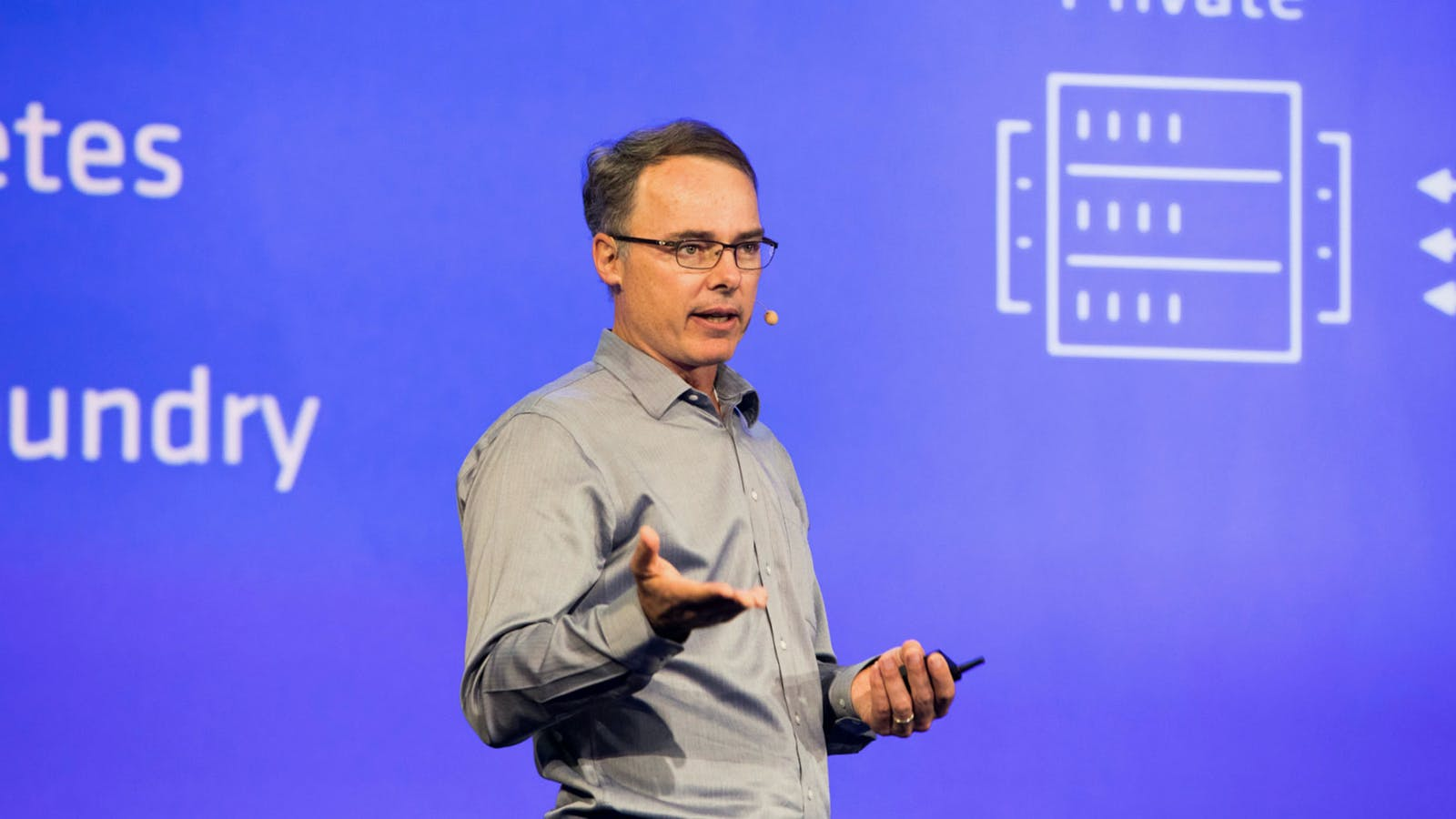 HashiCorp CEO Dave McJannet. Photo by HashiCorp