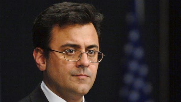 Google policy chief Karan Bhatia, shown in 2007. Photo: Bloomberg