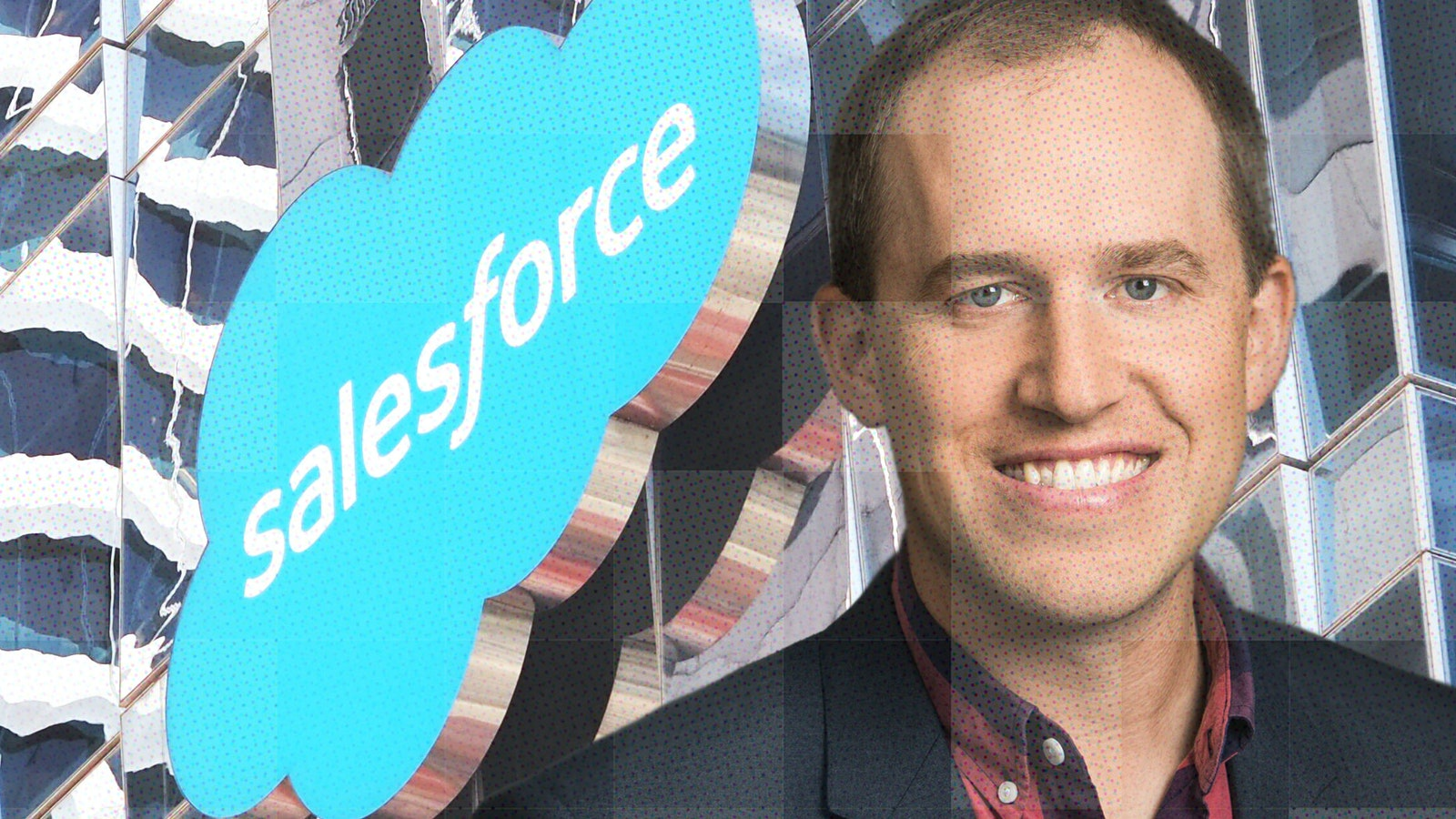 Salesforce Chief Product Officer Bret Taylor. Photo by Salesforce