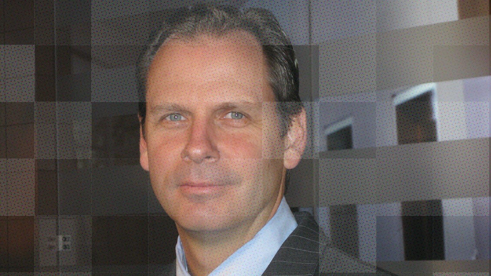 Martin Schroeter. Photo courtesy of IBM