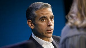 Facebook's David Marcus. Photo by Bloomberg