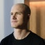 Coinbase CEO Brian Armstrong. Photo by Bloomberg