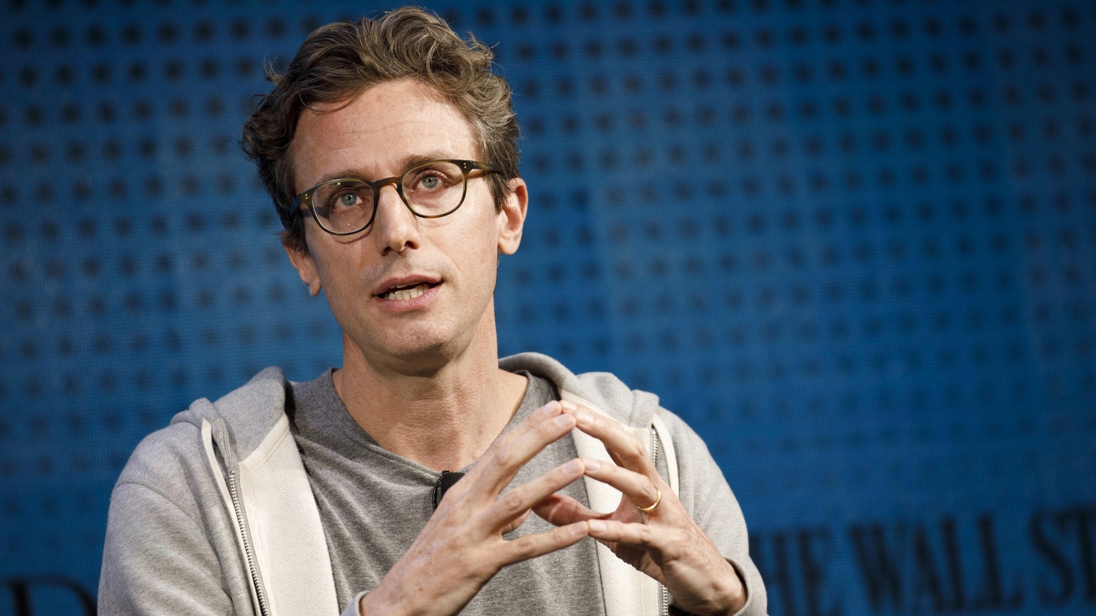 BuzzFeed CEO Jonah Peretti. Photo by Bloomberg