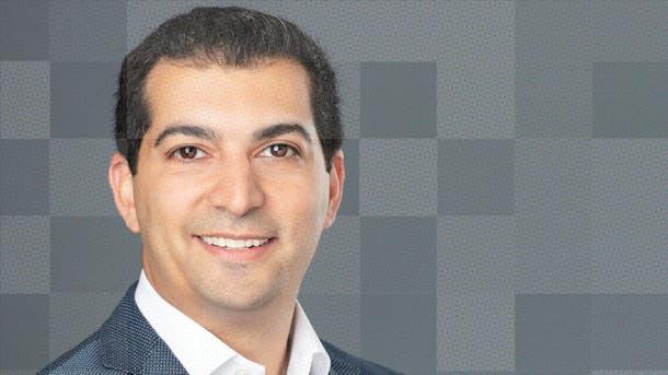 Tubi CEO Farhad Massoudi. Photo courtesy of Tubi TV.