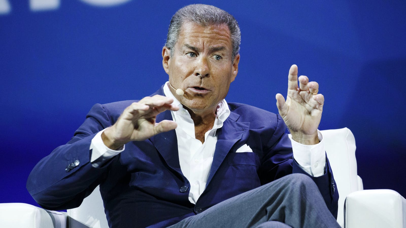 Former HBO chief Richard Plepler. Photo by Bloomberg