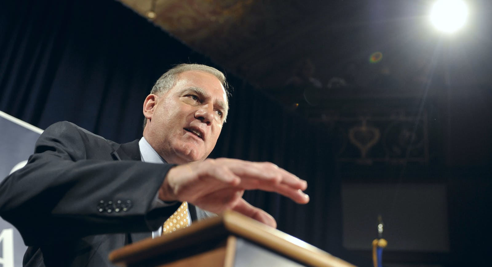 Connecticut Attorney General George Jepsen. Photo by Associated Press.