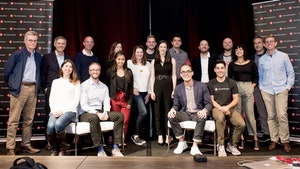 The Information's San Francisco team. Photo by Angie Silvy