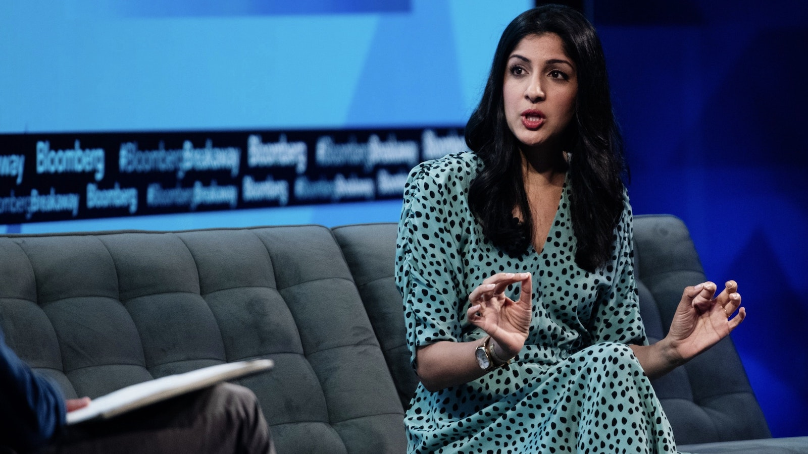 Vimeo CEO Anjali Sud. Photo by Bloomberg
