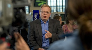 Roku CEO Anthony Wood. Photo by Bloomberg.