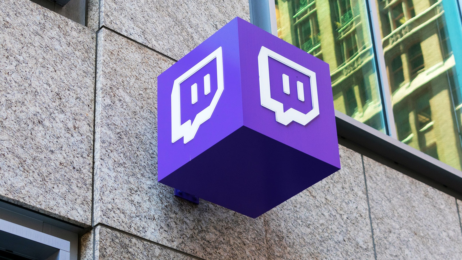 Twitch headquarters in San Francisco. Photo by Shutterstock