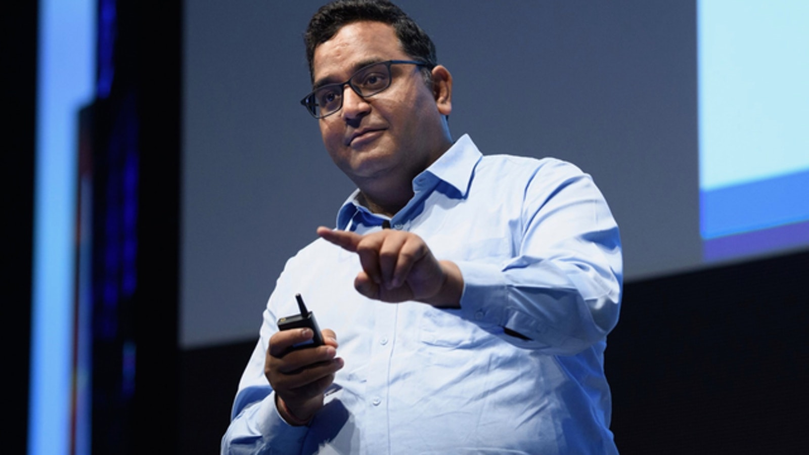 Paytm CEO Vijay Shekhar Sharma. Photo: Bloomberg