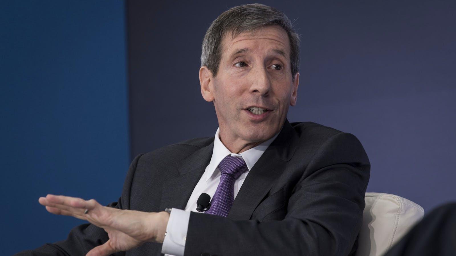 FTC Chairman Joseph Simons. Photo by Bloomberg