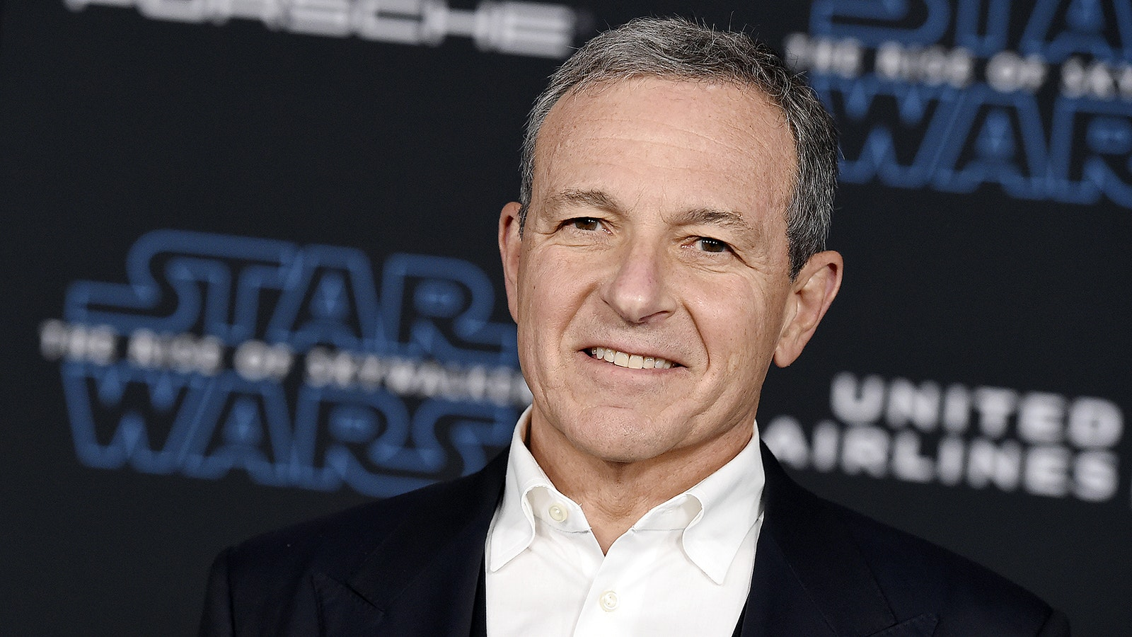"""Disney Executive Chairman Robert Iger at the  premiere of """"Star Wars: The Rise of Skywalker"""" in December. Photo by AP"""