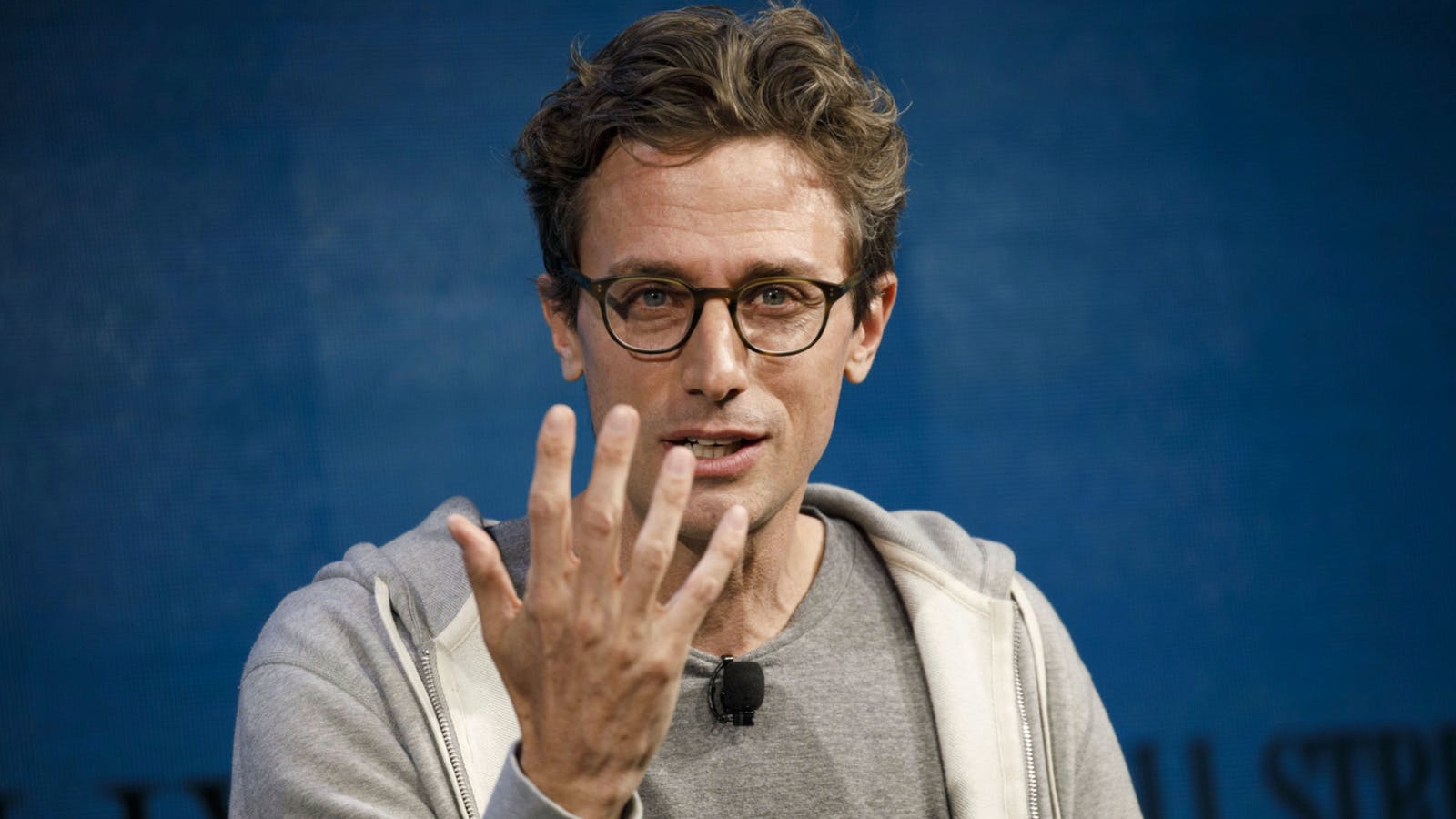 Jonah Peretti, founder and chief executive officer of BuzzFeed. Photo by Bloomberg