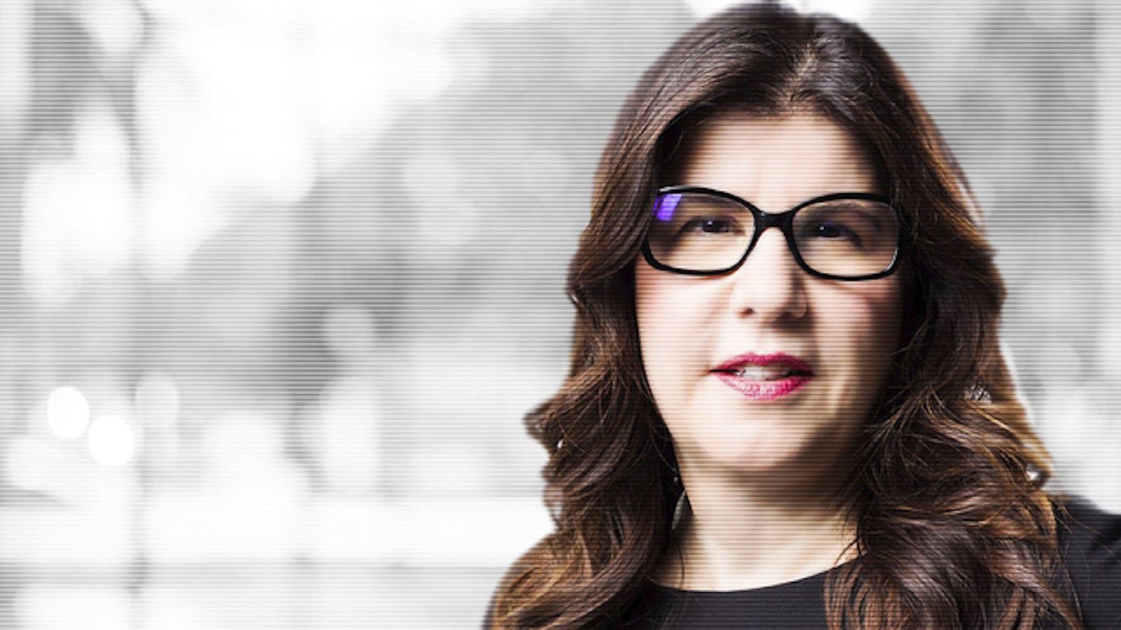Microsoft's Ann Johnson. Photo: Microsoft