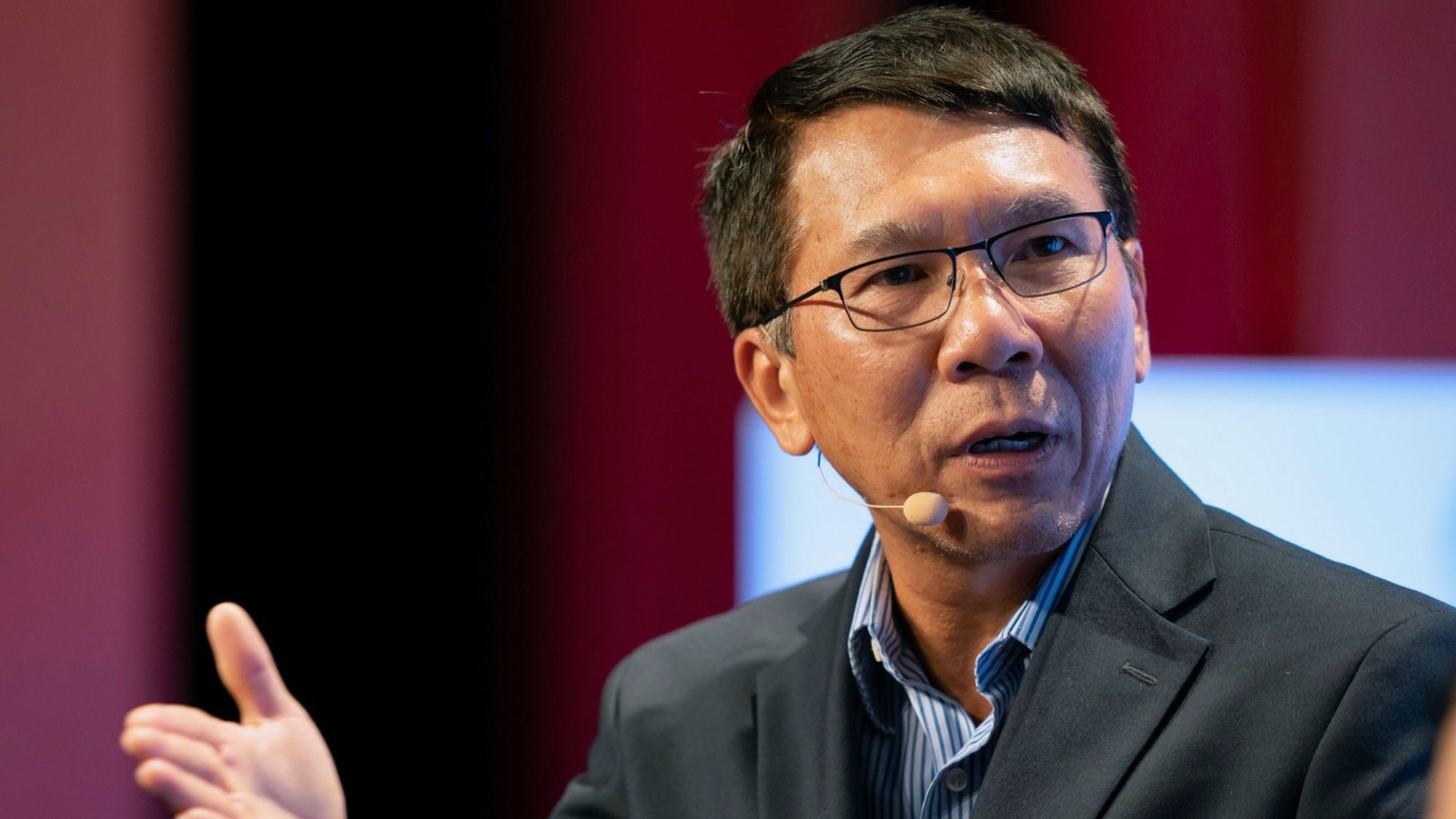 Uber CTO Thuan Pham. Photo by Bloomberg