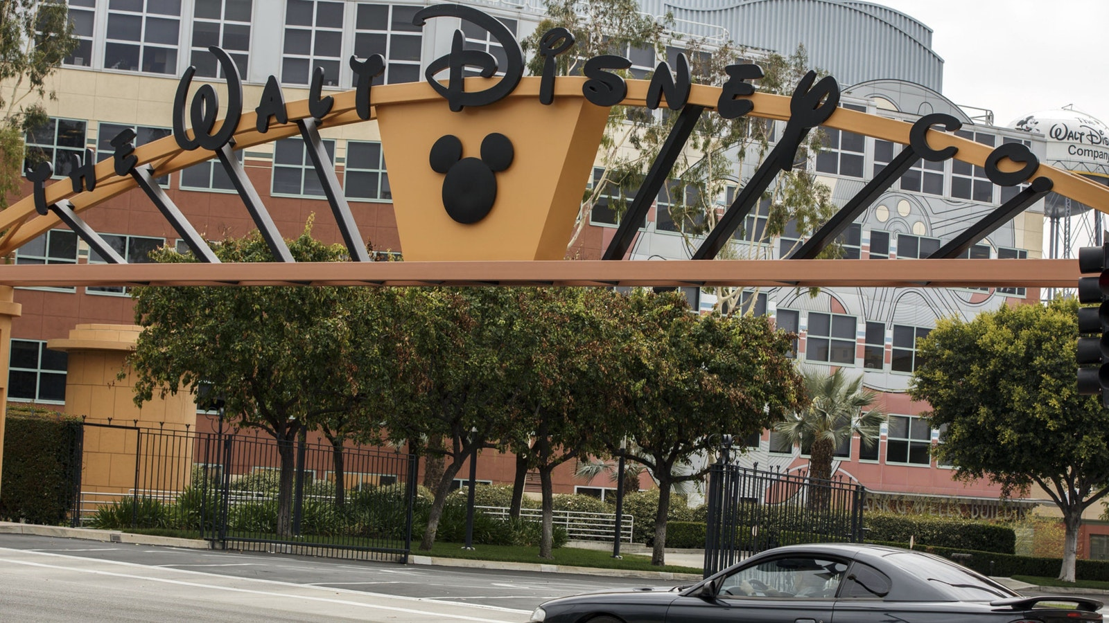 Disney's headquarters in Burbank, Calif. Photo by Bloomberg