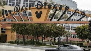 Disney's headquarters in Burbank, Calif. Photo by Bloomberg