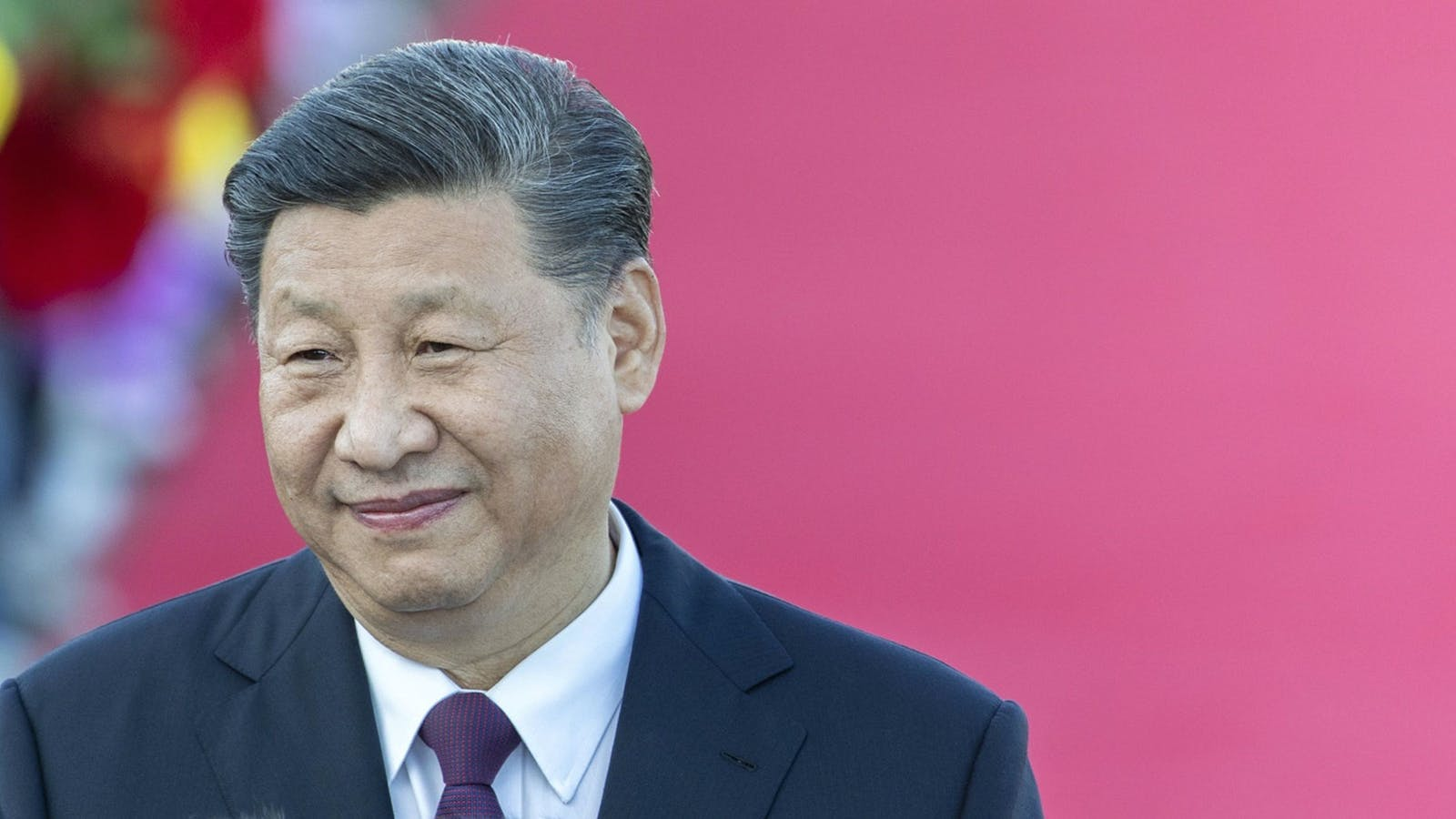 Chinese president Xi Jinping. Photo by Bloomberg