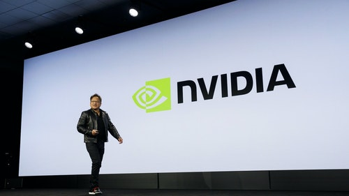 Jen-Hsun Huang, president and chief executive officer of Nvidia. Photo by Bloomberg