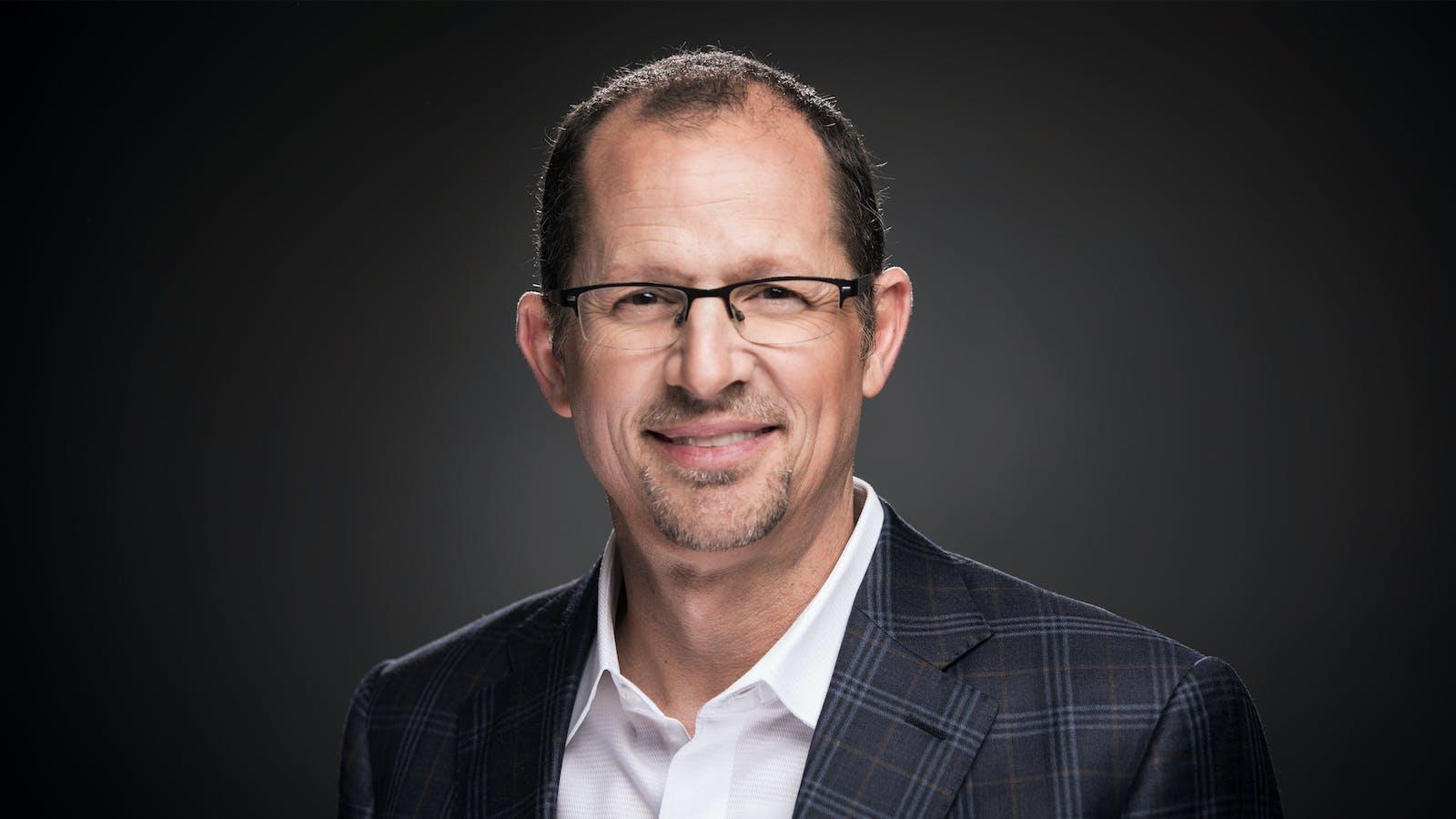 Coursera CEO Jeff Maggioncalda. Photo by Coursera