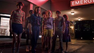 """A scene from """"Stranger Things."""" Photo courtesy of Netflix"""