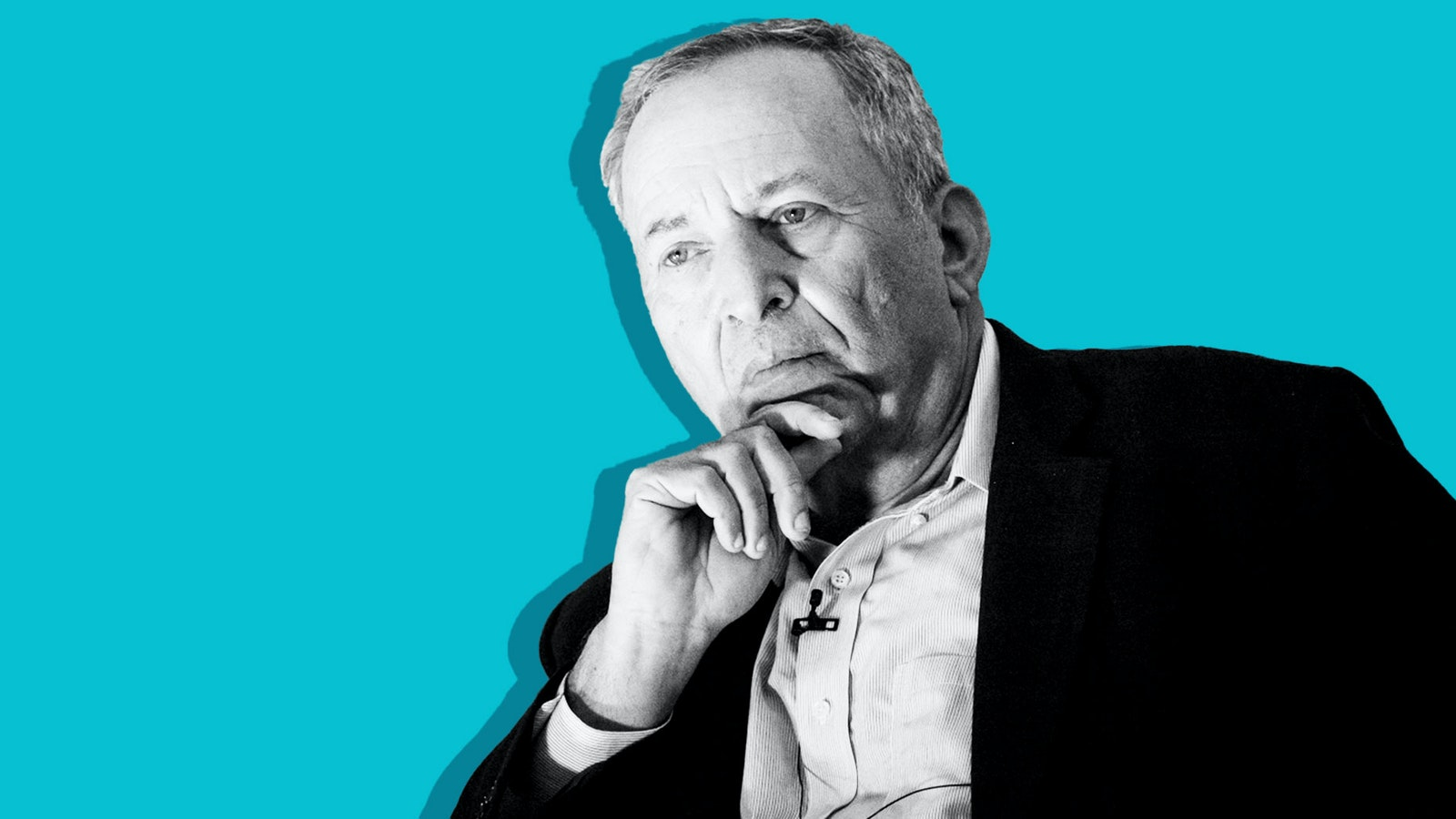 Larry Summers, former U.S. Treasury Secretary. Photo by Bloomberg.