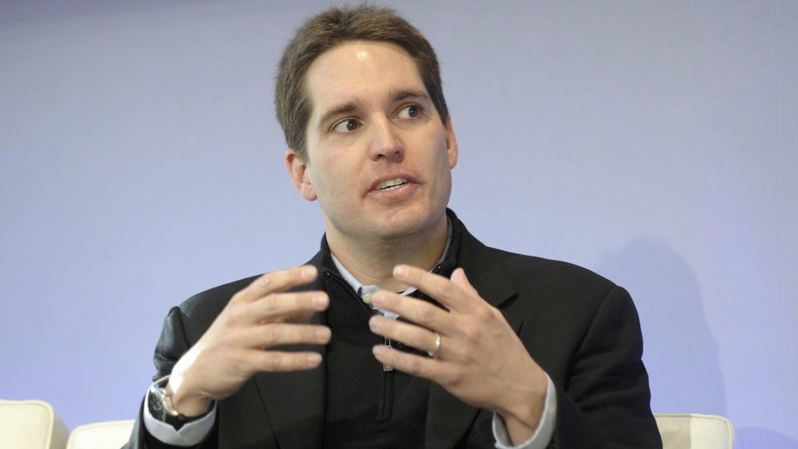WarnerMedia CEO Jason Kilar. Photo by Bloomberg