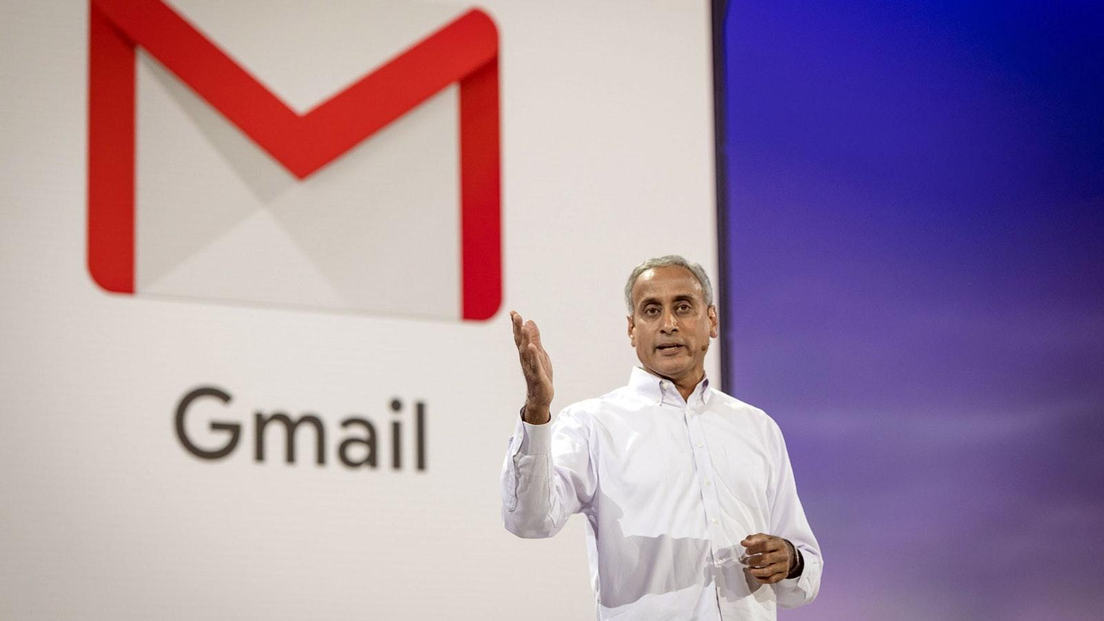 Prabhakar Raghavan. Photo by Bloomberg