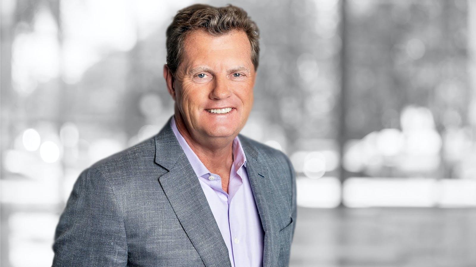 Snowflake CEO Frank Slootman. Photo by Snowflake