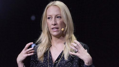 Eventbrite CEO Julia Hartz. Photo by Bloomberg.