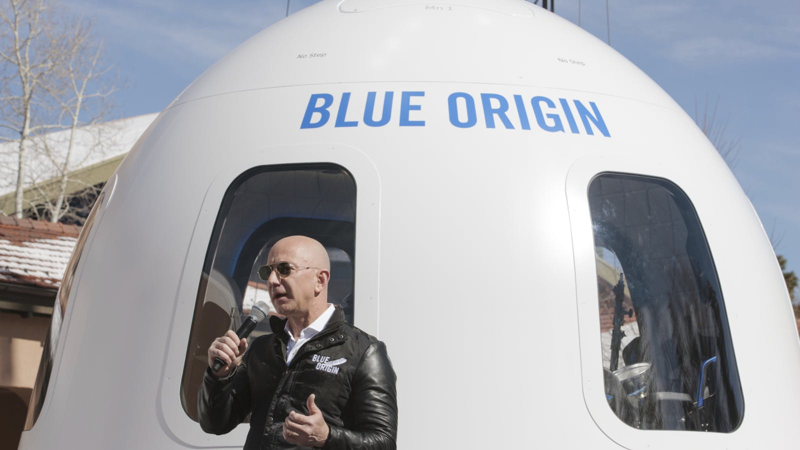 amazon's space ambitions, wtf day two: the information's tech briefing