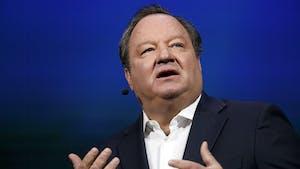 Viacom CEO Bob Bakish. Photo by Bloomberg