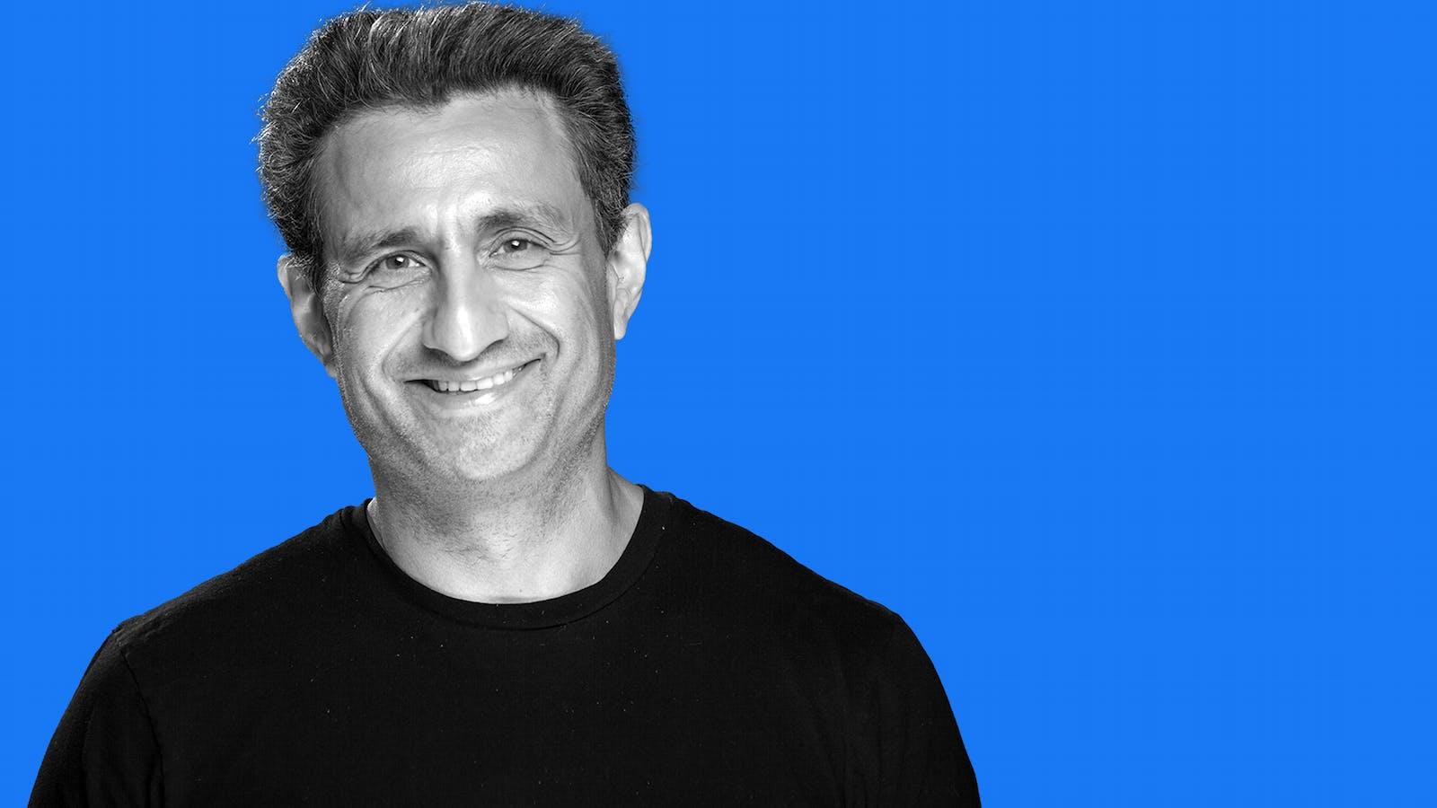 Facebook's head of Messenger, Stan Chudnovsky. Photo courtesy of Facebook.