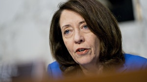Sen. Maria Cantwell, the ranking Democrat on the Senate Commerce Committee. Photo: Bloomberg