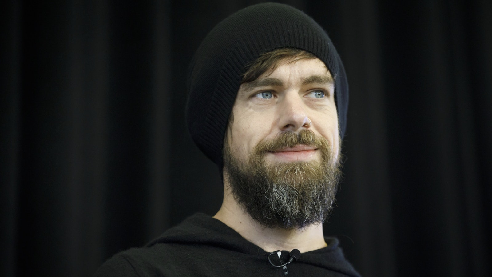 Twitter CEO Jack Dorsey. Photo by Bloomberg