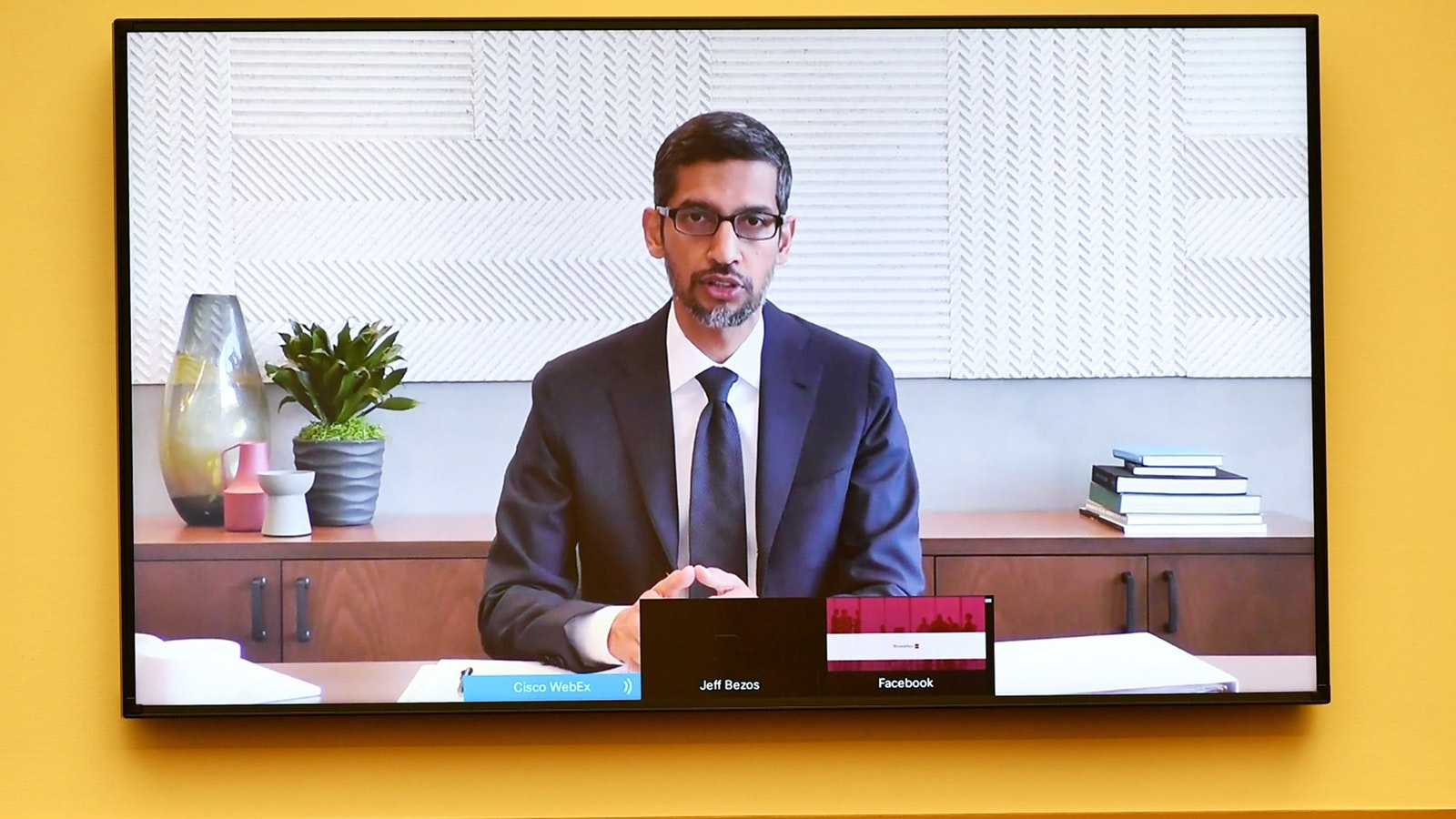 Google CEO Sundar Pichai. Photo: Bloomberg