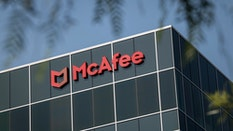 McAfee's headquarters in Silicon Valley. Photo by Bloomberg
