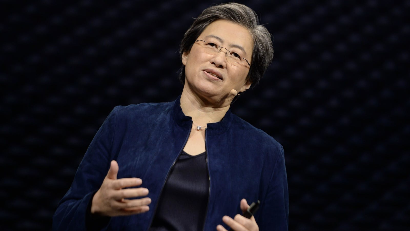 AMD CEO Lisa Su. Photo by Bloomberg
