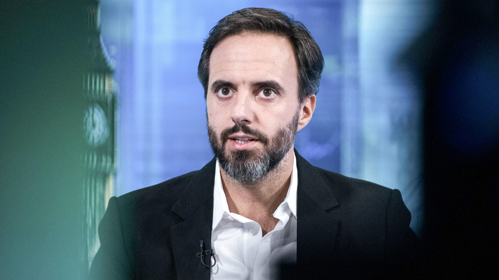 Farfetch CEO Jose Neves. Photo by Bloomberg