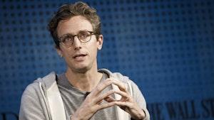 BuzzFeed CEO Jonah Peretti. Photo by Bloomberg